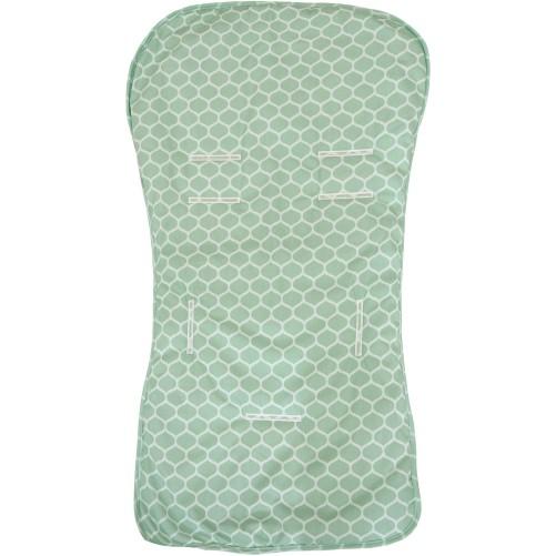 Capa Para Carrinho Estampado Green Verde
