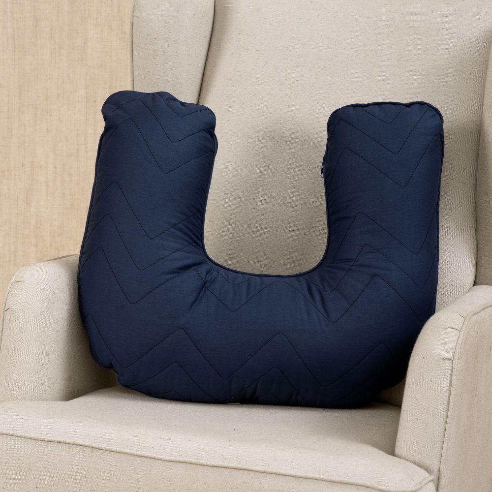 Kit Essencial 05 peças 100% algodão - Matelassê 300 fios Azul Marinho