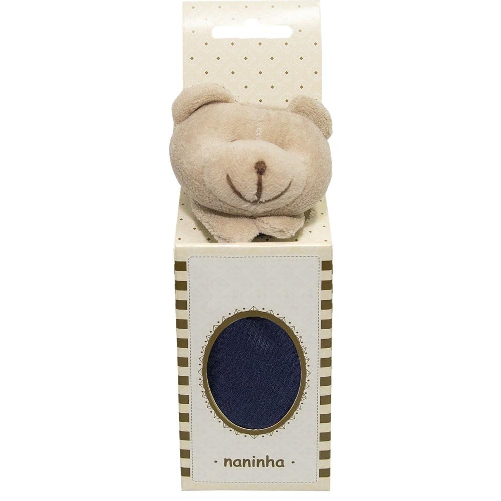 Naninha Baby Cherie Azul Marinho