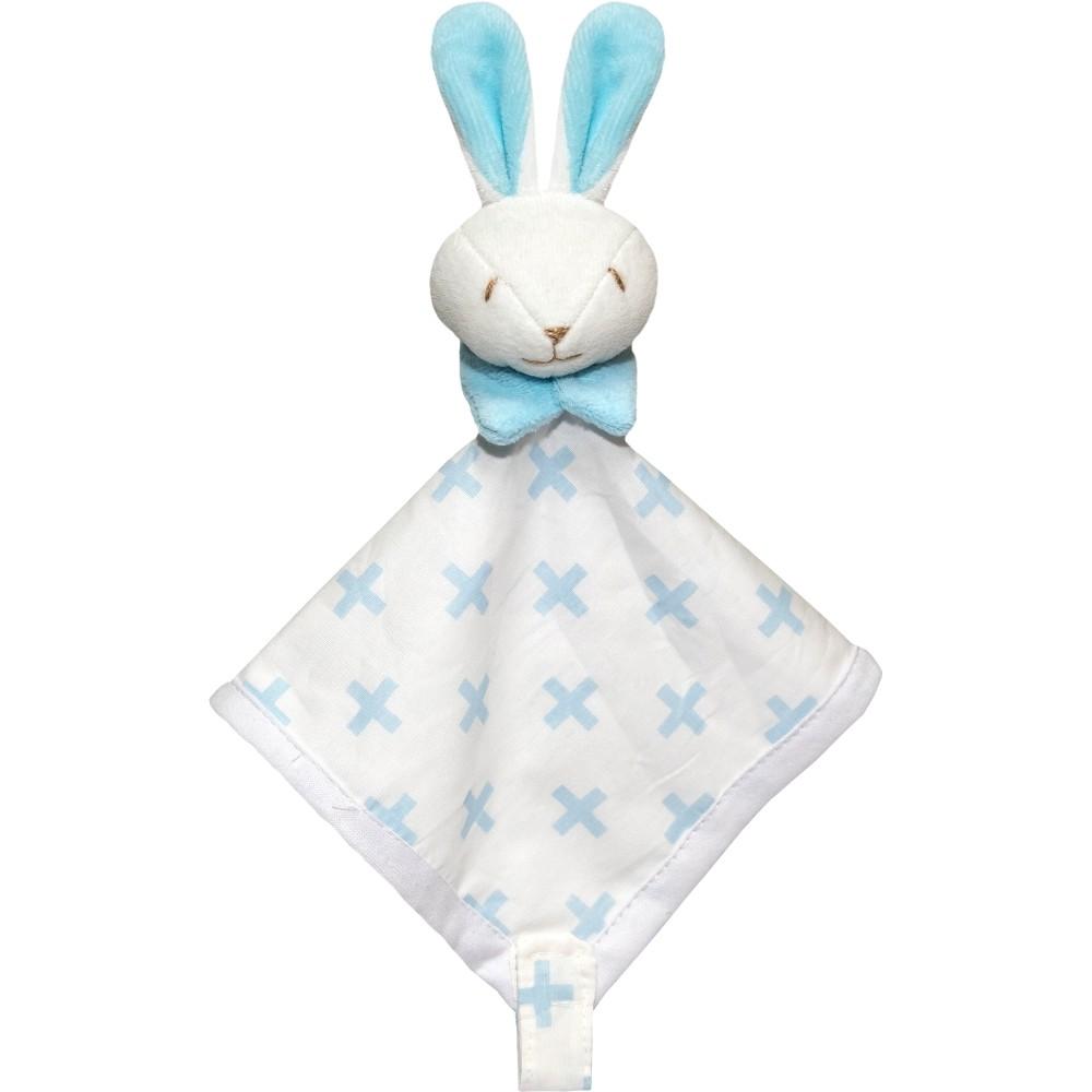 Naninha Baby Manhattan Azul Bebê