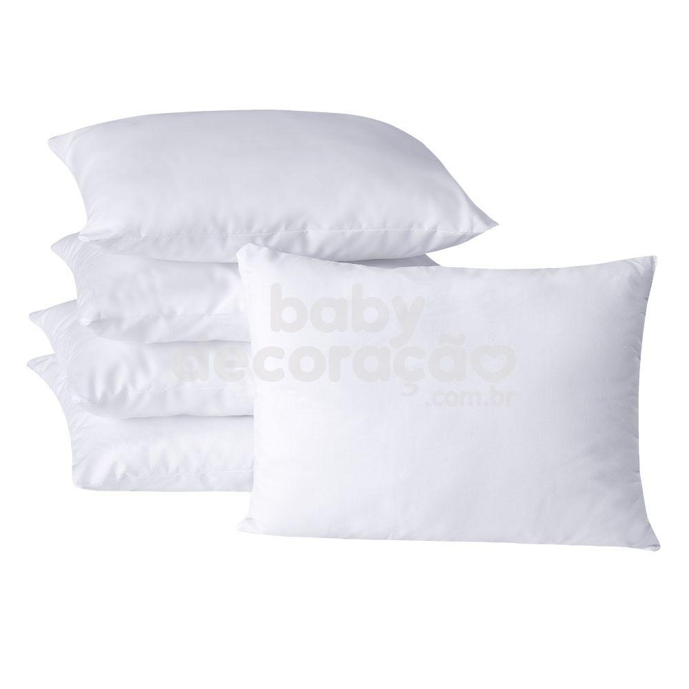 Travesseiro Silicone