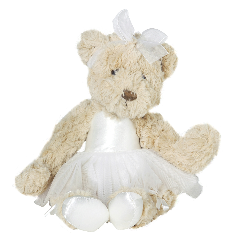 Ursa Anna Bailarina Branca