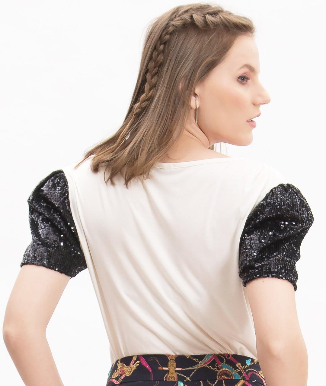 T-shirt Leticia Manzan