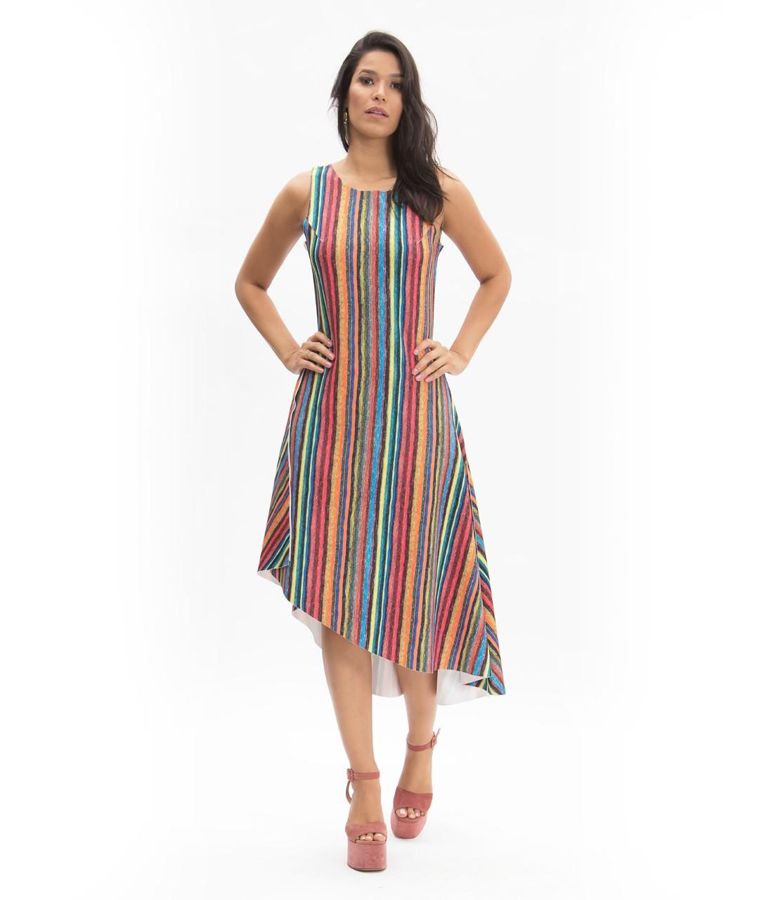 Vestido Fabiana Milazzo