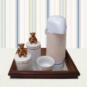 Kit Higiene Rústico