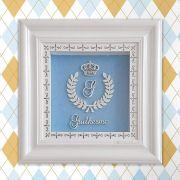 Porta Maternidade Coroa Brasão