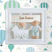 Porta Maternidade Urso Irmãos
