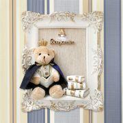 Porta Maternidade Urso Leitor