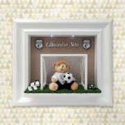 Porta Maternidade Urso torcedor