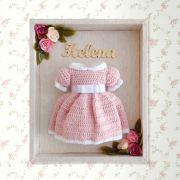 Porta Maternidade Vestido Floral