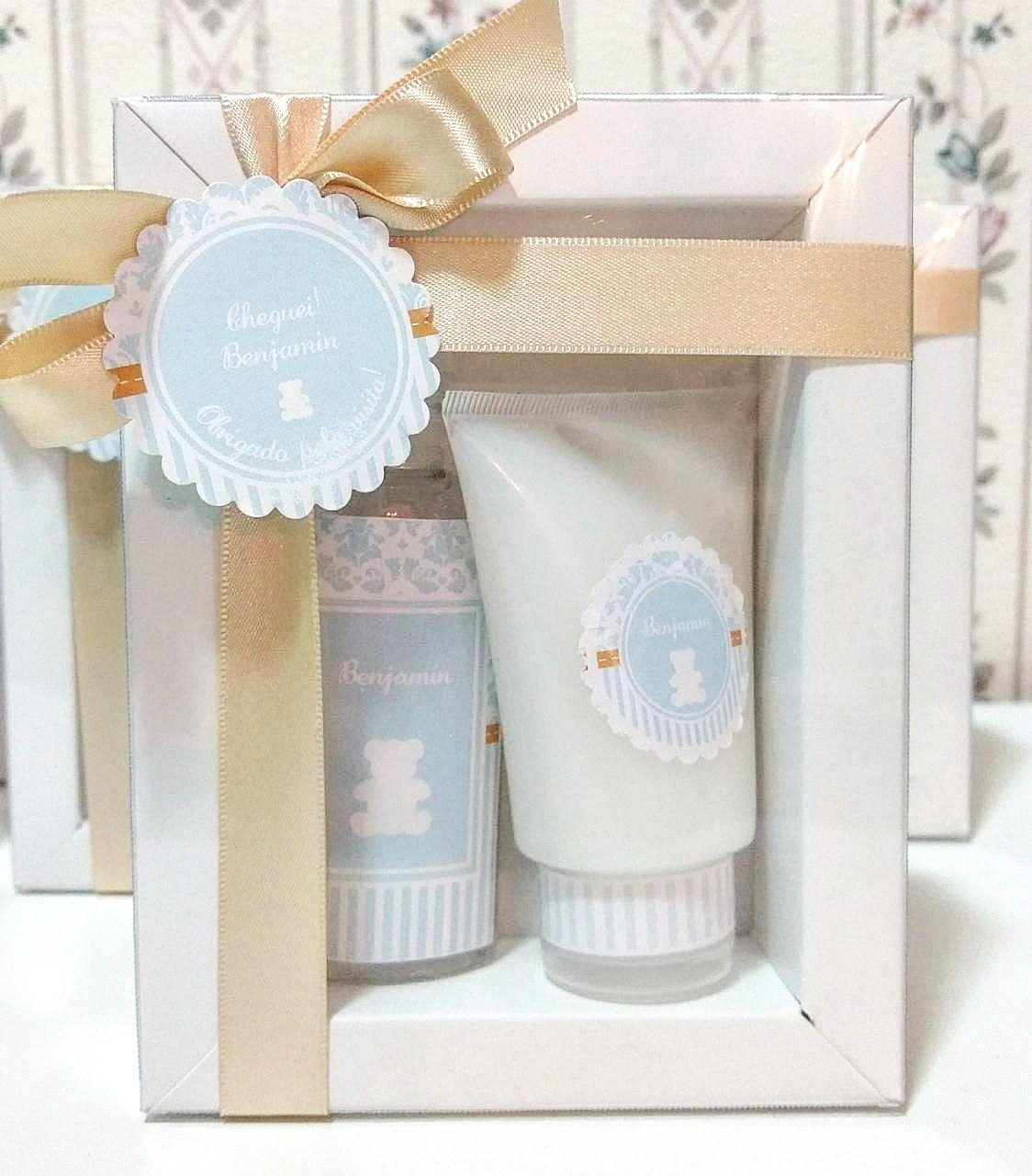 Lembrança kit cheiroso luxo ( Quantidade mínima 20 unidades )