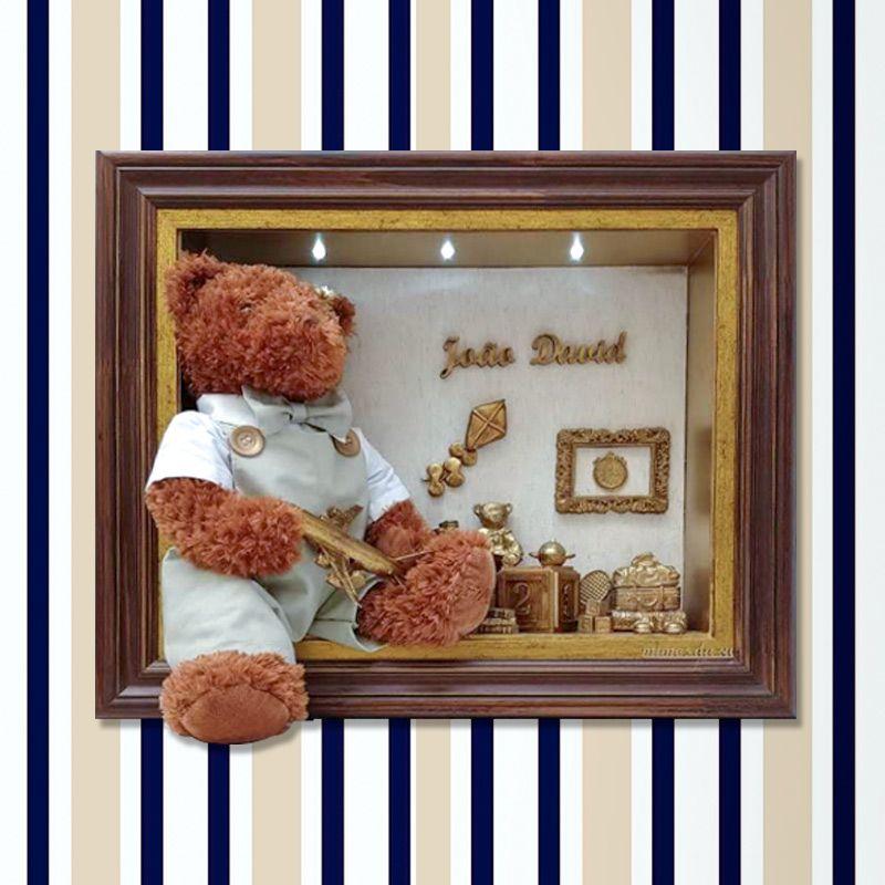 Porta Maternidade Urso