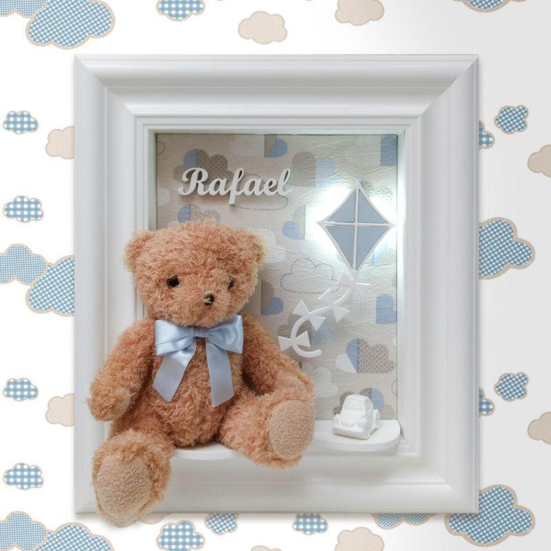 Porta Maternidade Urso Pipa