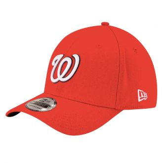 Boné New Era Aba Curva 3930 MLB Washington Classic