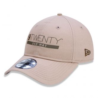 Boné New Era Aba Curva 920 ST Brand Design 9TWENTY Dad Hat