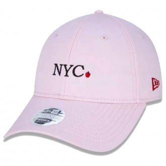 Boné New Era Aba Curva 920 ST Brand Girl NYC Apple