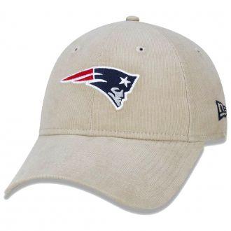 Boné New Era Aba Curva 920 ST NFL Patriots Desert Camo