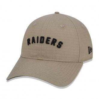 Boné New Era Aba Curva 920 ST NFL Raiders Ground