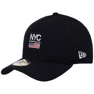 Boné New Era Aba Curva 940 SN Brand AF City Pack NYC