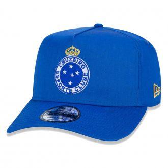 Boné New Era Aba Curva 940 SN Futebol Cruzeiro AF Basic