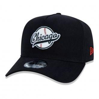 Boné New Era Aba Curva 940 SN MLB Chicago Sox AF Legendary