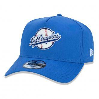 Boné New Era Aba Curva 940 SN MLB Los Angeles AF Legendary