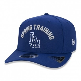 Boné New Era Aba Curva 940 SN MLB Los Angeles AF Spring