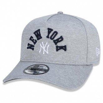 Boné New Era Aba Curva 940 SN MLB NY Yankees AF Fresh College