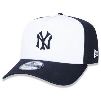 Boné New Era Aba Curva 940 SN MLB NY Yankees AF Reborn Classic