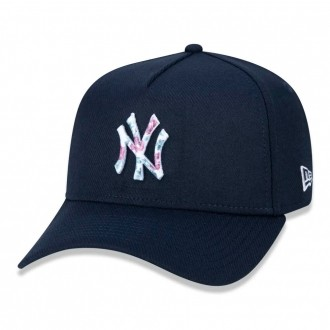 Boné New Era Aba Curva 940 SN MLB NY Yankees AF Sublime