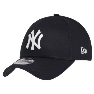 Boné New Era Aba Curva 940 SN MLB NY Yankees Colors Preto