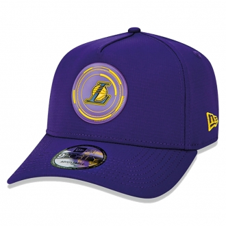 Boné New Era Aba Curva 940 SN NBA Lakers AF Tech Power