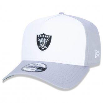 Boné New Era Aba Curva 940 SN NFL Raiders AF Reborn Classic