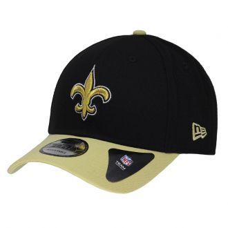 Boné New Era Aba Curva 940 SN NFL Saints 2Tone