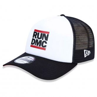 Boné New Era Aba Curva 940 SN RUN DMC AF Trucker