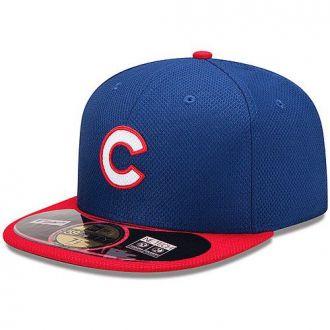 Boné New Era Aba Reta 5950 MLB Cubs Diamond Era