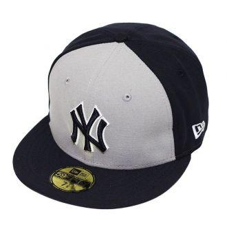 Boné New Era Aba Reta 5950 MLB NY Yankees Customizer