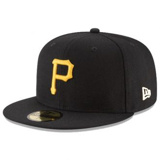 Boné New Era Aba Reta 5950 MLB Pirates Classic
