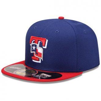 Boné New Era Aba Reta 5950 MLB Texas Diamond Era