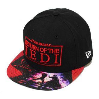 Boné New Era Aba Reta 5950 Star Wars Viza Print Return Jedi