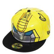 Boné New Era Aba Reta 5950 Transformers Bumblebee