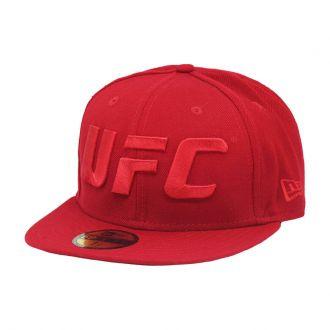 Boné New Era Aba Reta 5950 UFC Redout