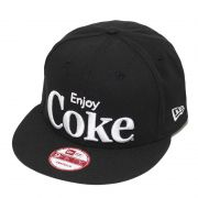 Boné New Era Aba Reta 950 SN Coca-Cola Enjoy Coke