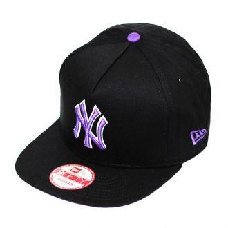 Boné New Era Aba Reta 950 SN MLB NY Yankees Flip Up