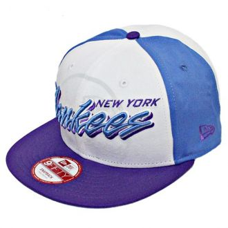 Boné New Era Aba Reta 950 SN MLB NY Yankees Gamer