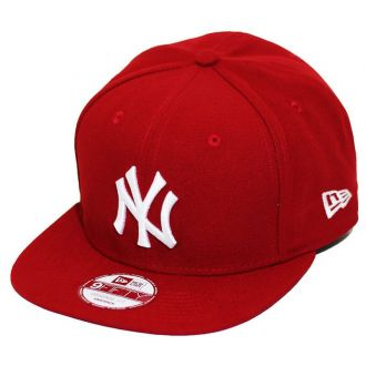 Boné New Era Aba Reta 950 SN MLB NY Yankees OF Colors Vermelho