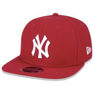 Boné New Era Aba Reta 950 SN MLB NY Yankees OF Colors Vermelho