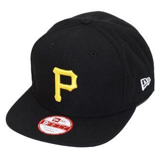 Boné New Era Aba Reta 950 SN MLB Pirates OF Team Color