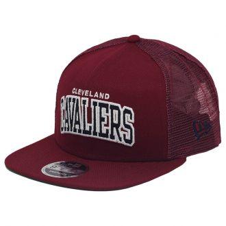 Boné New Era Aba Reta 950 SN NBA Cavaliers Trucker Sports