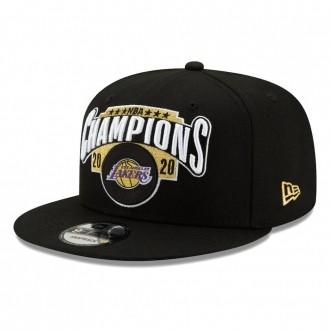 Boné New Era Aba Reta 950 SN NBA Lakers Finals Champions 2020